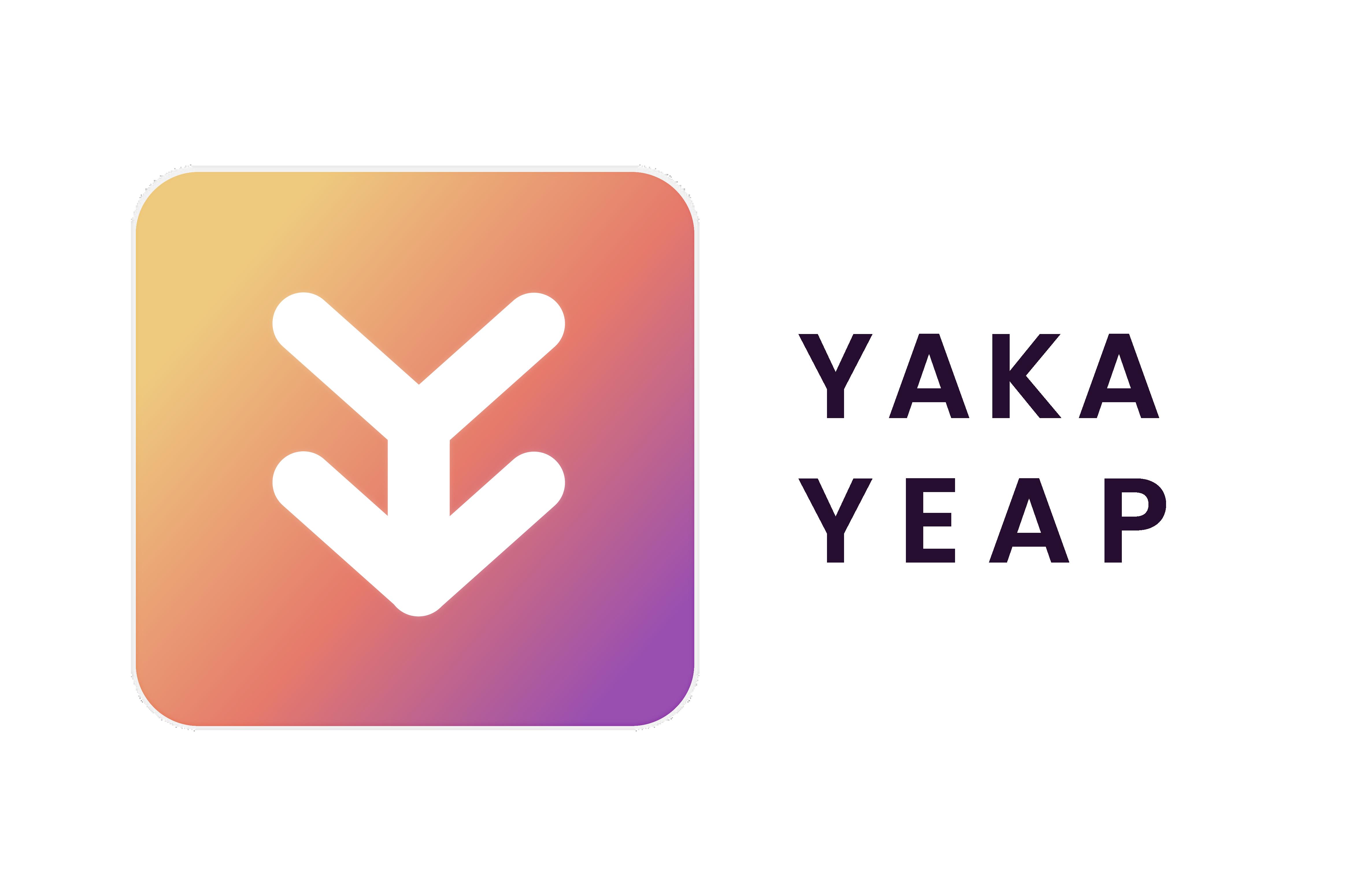logo yaka yeap social club GIE